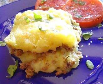 ¡Exquisito! pastel de yuca pa'l almuerzo (Video)