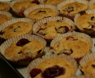 Nyttigare muffins