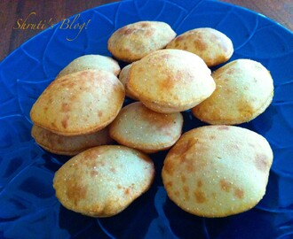 Sweet puris, sweeter memories