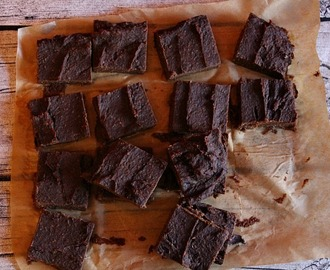 Sweet potato brownies inspired by deliciouslyella