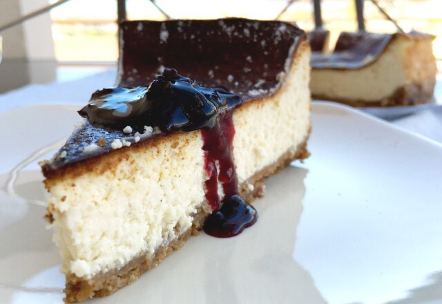 Tarta de queso – New York Cheesecake
