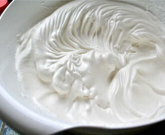 Creme chantilly au thermomix