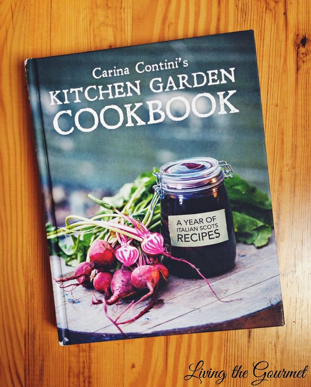 Chicken Breasts with Spiced Pickled Cabbage & Carina Contini's Kitchen Garden Cookbook Review