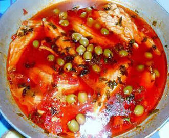 Tajine de Poisson au cookeo