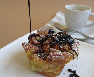 Bread&Butter Pudding versione francese