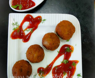 Recipe Of Chicken Cheese Balls
