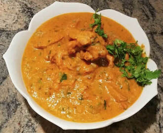 Cuisses de poulet au curry cookeo