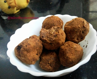 Nutella Truffles- My first Guest Post!!!