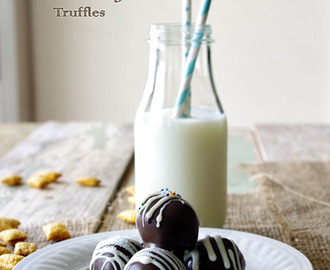 Krave Chocolate Chip Cookie Dough Truffles