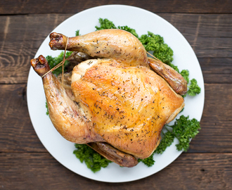 Easy Roasted Chicken (Recipe from The Ancestral Table)
