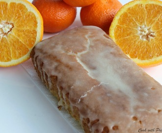 Orange Cake (Eggless) without condensed milk