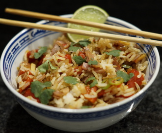Fried Rice …