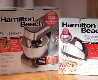 A Collection of Springtime Desserts (A Review and a Hamilton Beach Giveaway!)-CLOSED