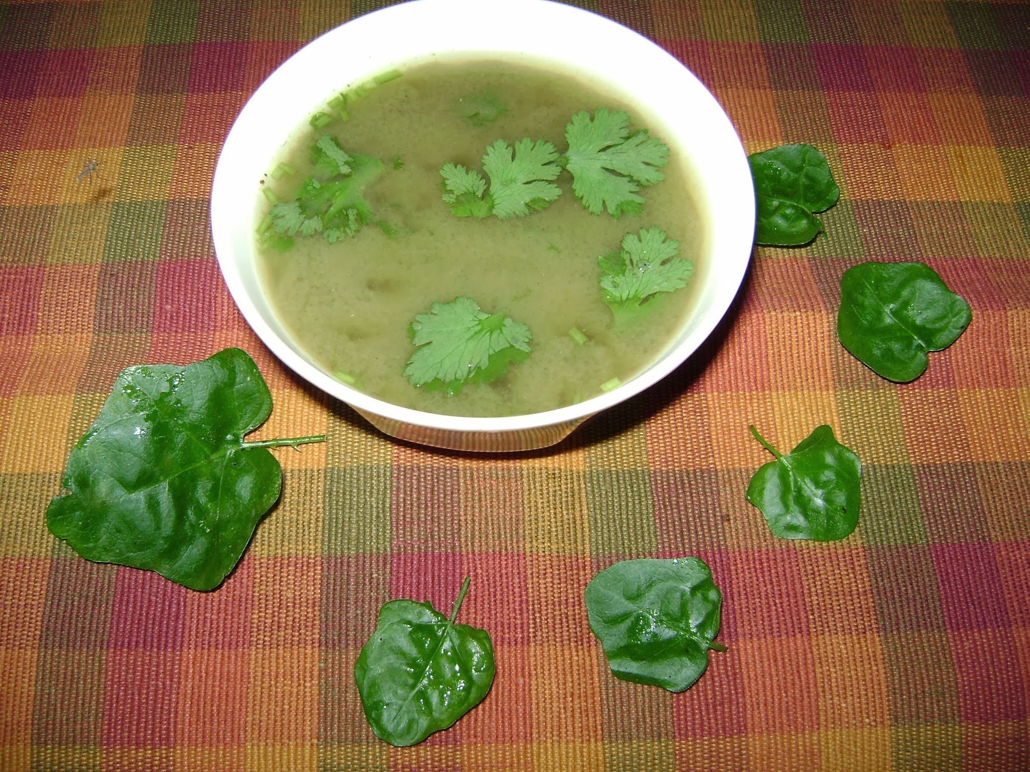 Thuthuvalai soup -a herbal soup
