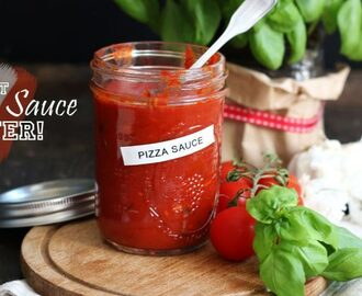 Best Pizza Sauce EVER