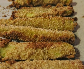 Cucumber Fries