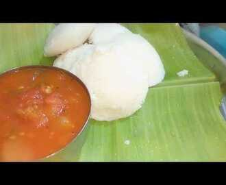 TOMATO CURRY FOR IDLIS AND DOSAS