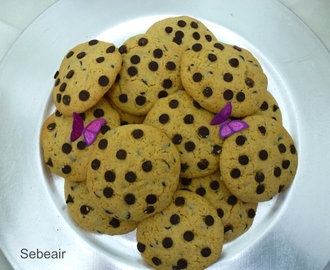 COOKIES  (thermomix , tradicional y horno)