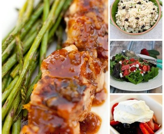 Easy July 4th BBQ Menu~ Main Dish, Sides and Dessert!