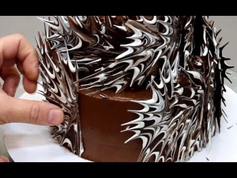 Amazing CHOCOLATE  CAKES  Compilation! Tempered & Modeling Chocolate - YouTube