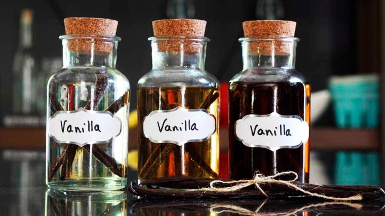 Homemade VANILLA EXTRACT Recipe ♥ How to Make VANILLA EXTRACT At Home ♥ Tasty Cooking