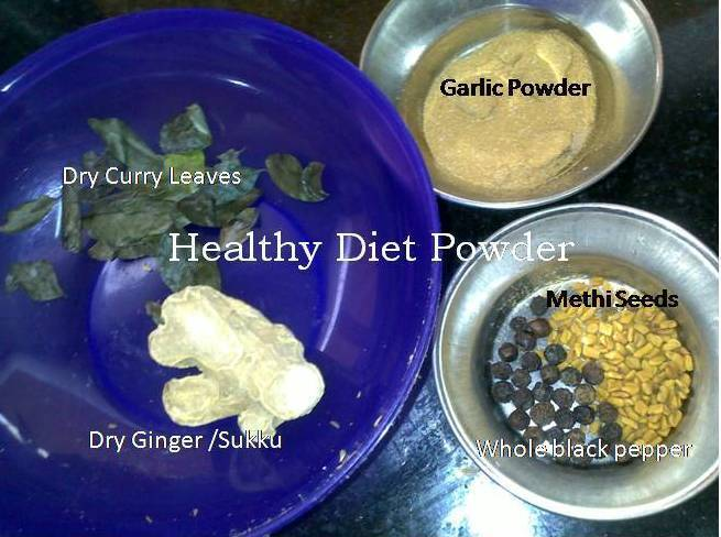 Healthy Diet Podi (Diabetic)