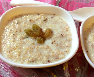 Broken Wheat Porridge (Dalia )