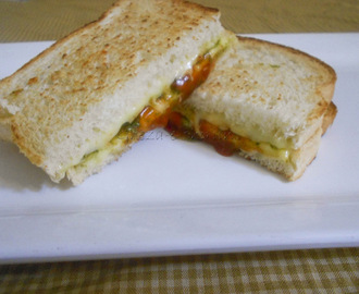 Ultimate Cheese Sandwich (Low Fat)