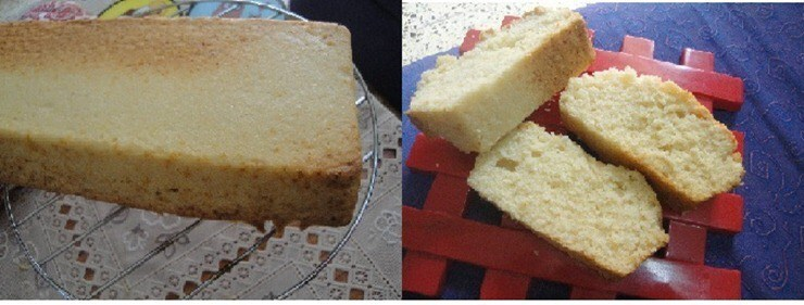 The Basic Vanilla Sponge Cake Recipe – Eggless