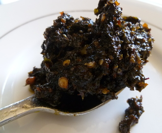 Gongura Pickle