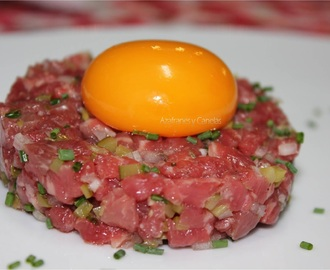 Steak Tartar de Buey