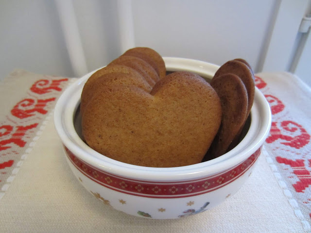 Mummum piparkakut/ Grandmothers Gingerbreads