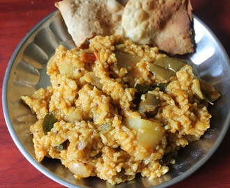 Sambar Rice / Sambar Sadam - One Pot Meal