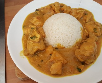¡¡¡¡ POLLO AL CURRY!!!!