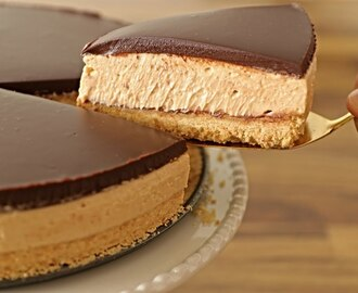 No-Bake Peanut Butter Cheesecake Recipe