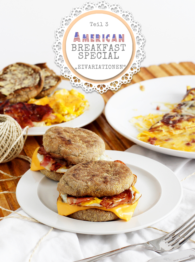 American Breakfast Special Teil 3 – Eivariationen