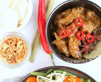 Indonesisch stoofvlees – Rendang