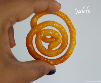 Jalebi Recipe|Festival Sweet Recipe|North Indian Dessert