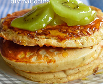Tortitas de yogur
