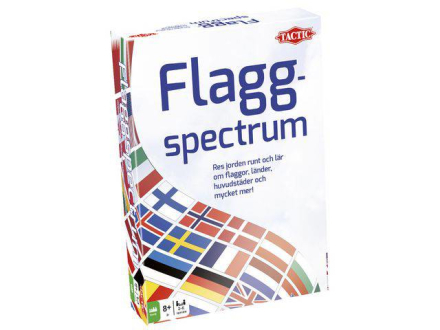 Spel Flaggspectrum