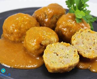 Recetas de guarnicion para albondigas en salsa mytaste - Guarnicion para albondigas ...