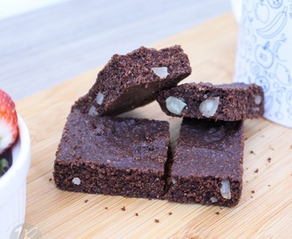 Brownie saludable