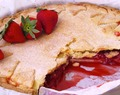 Torta alle fragole, strawberry pie