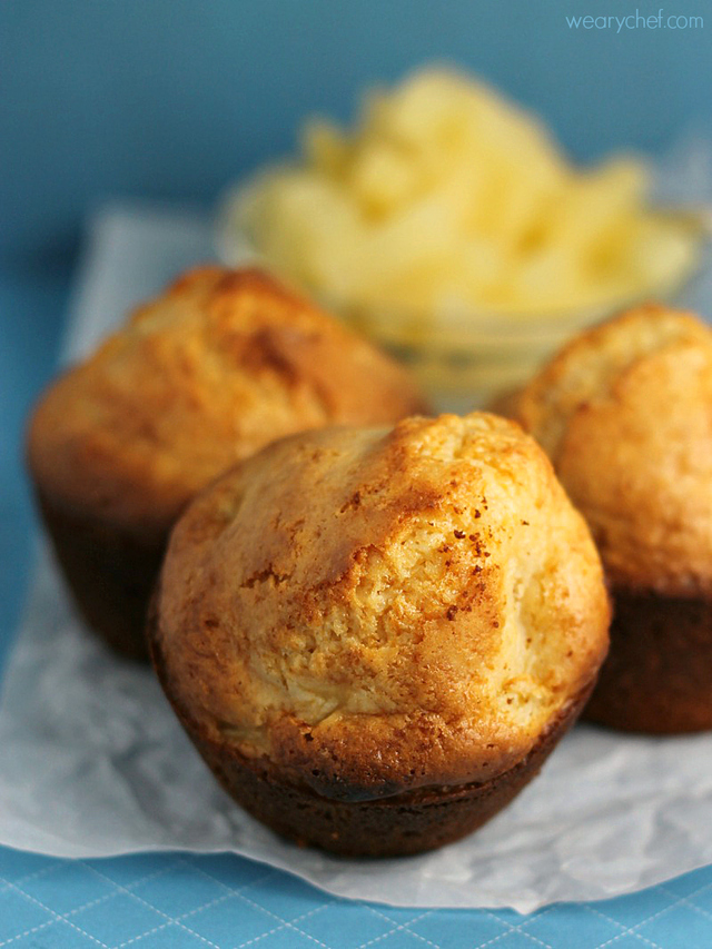 Easy Muffin Recipe with Baking Mix PLUS a $1000 Giveaway!
