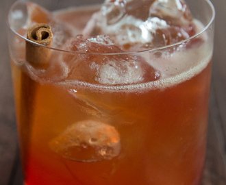Spice up your RedRum: ein Drink für Halloween