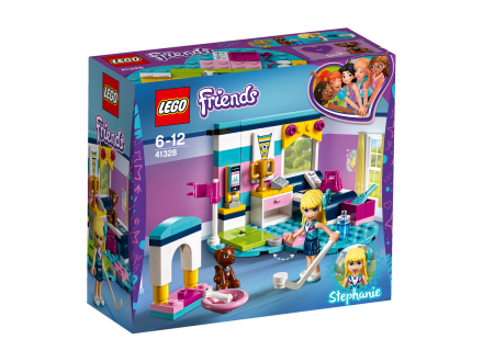 Stephanies sovrum, LEGO Friends (41328)