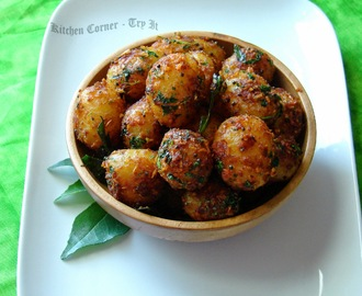 Mangalore Spiced Potatoes
