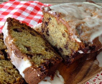 Writing Process Blog Tour, Part II:  Chocolate Chip Banana Bread from Nancy Creative