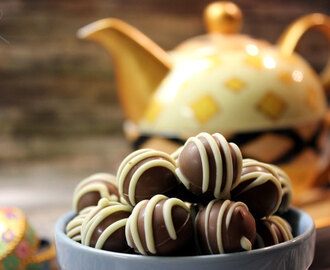 Pralinen in der Teatime November