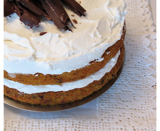 Torta od mrkve za Uskrs / Carrot Cake for Easter